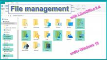 LO file management